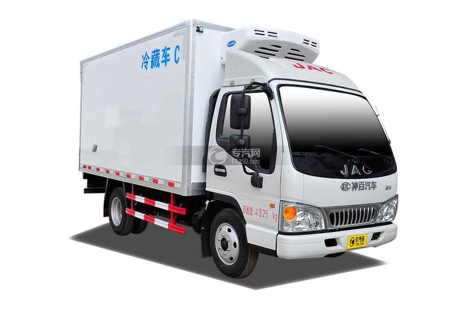 江淮康玲H3冷藏车