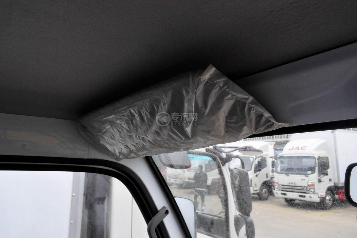 东风多利卡国六压缩式垃圾车遮阳板