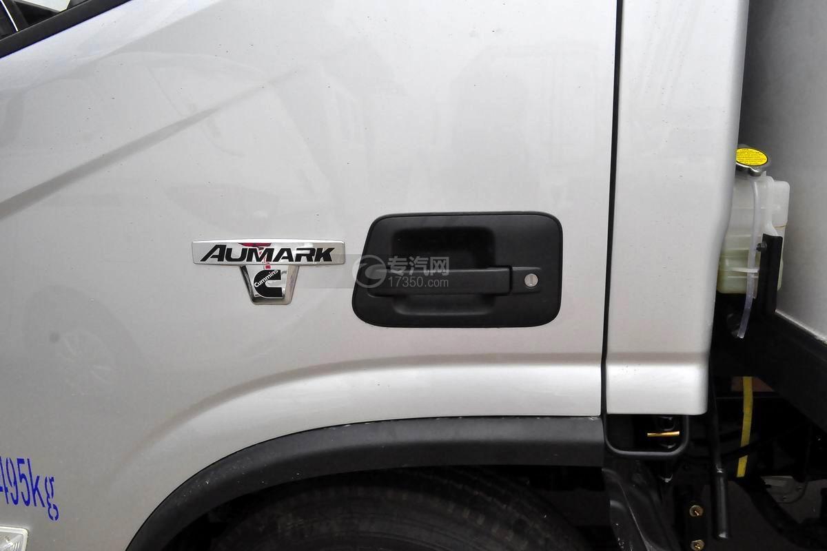 福田欧马可S3冷藏车车门锁