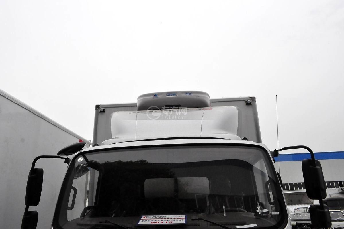 福田欧马可S3冷藏车制冷机组