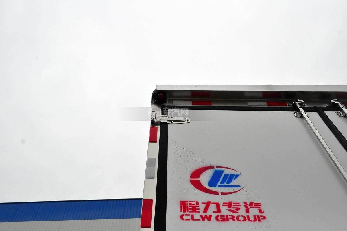 福田欧马可S3冷藏车高位警示灯