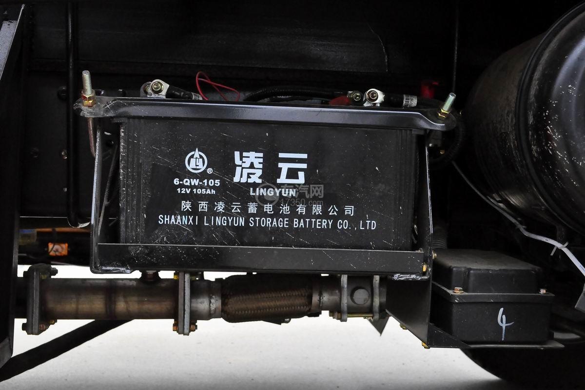 大运奥普力国六拖吊联体澳门威尼斯人平台网址蓄电池