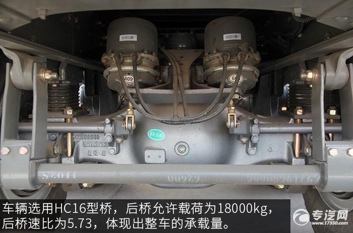 重汽HOKA H7系重卡自卸����