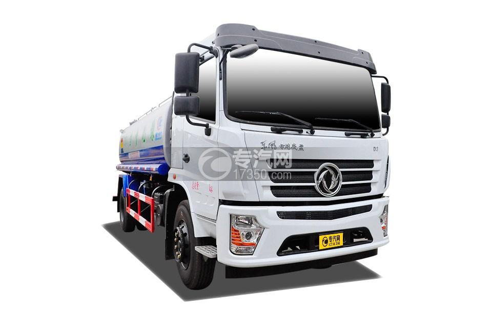 东风专用底盘D3绿化喷洒车