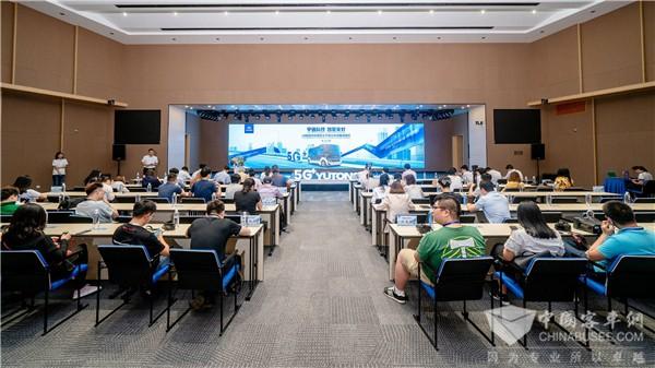 关于5G技术与车联网的三问 对话宇通车联网产品管理负责人