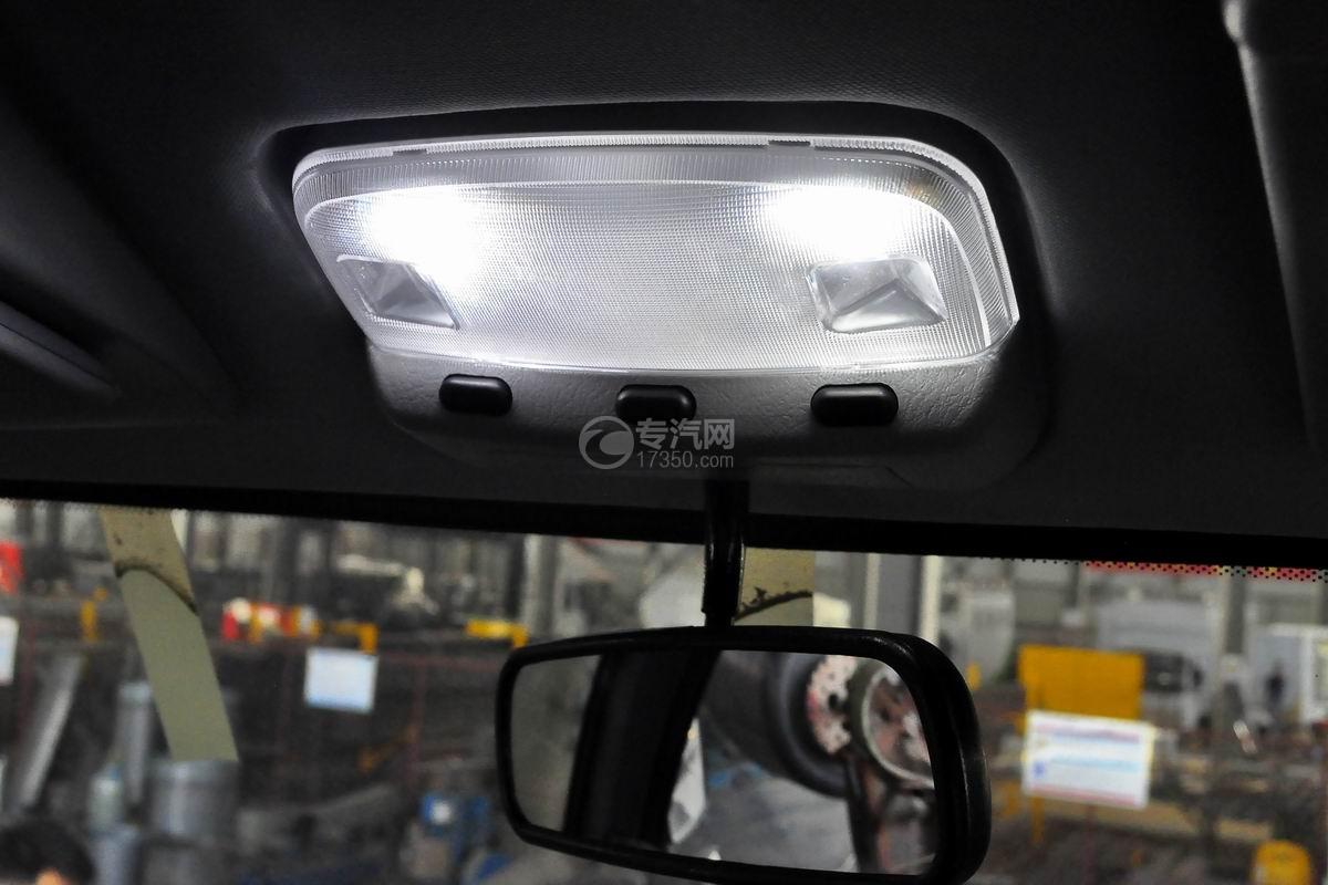 福田瑞沃E3单桥搅拌车车内灯