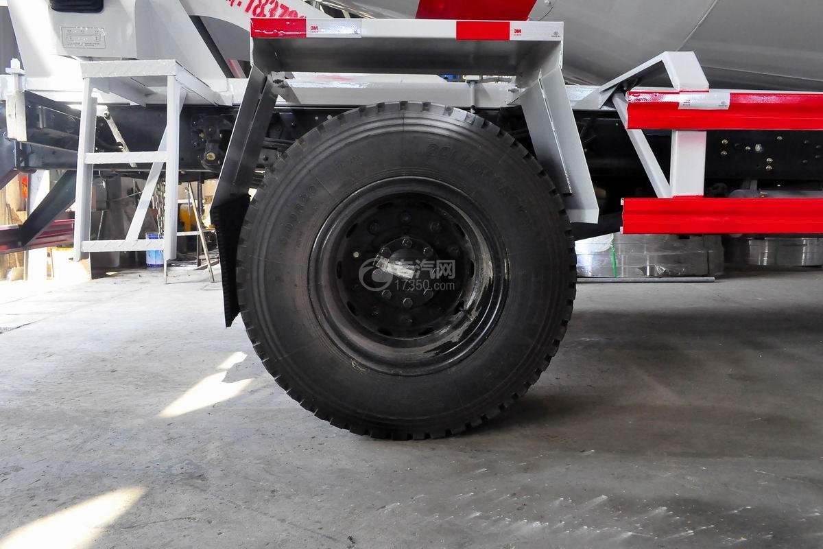 福田瑞沃E3单桥搅拌车轮胎