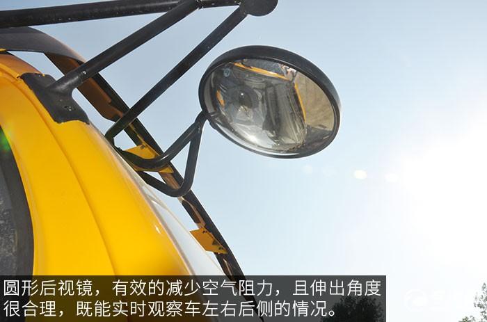 东风多利卡20米高空作业车后视镜