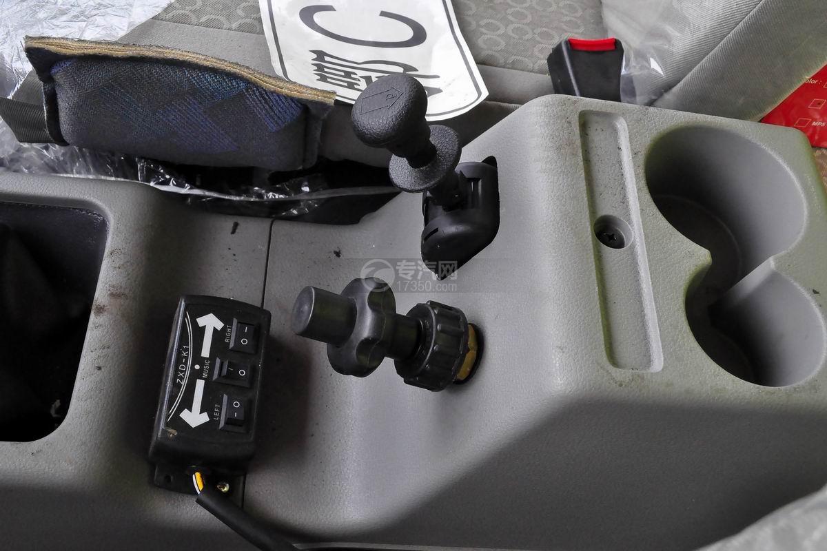 東風天錦洗掃車駐車制動器