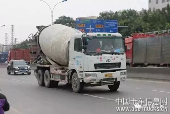 6月起,深圳传统砂石货车全部淘汰、禁行,新型车辆限速