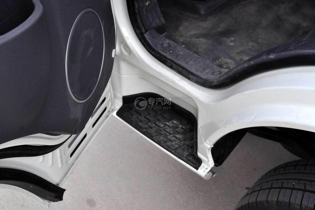 飞碟缔途冷藏车上车踏板