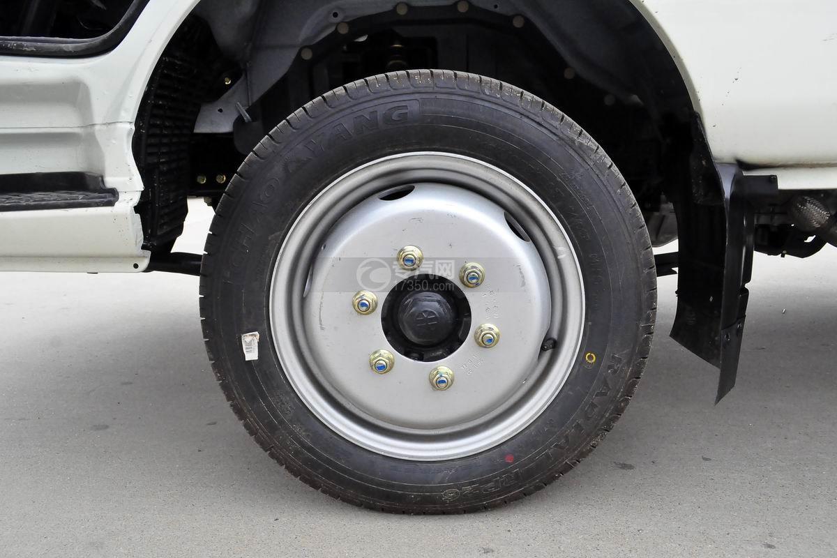 飞碟缔途冷藏车轮胎