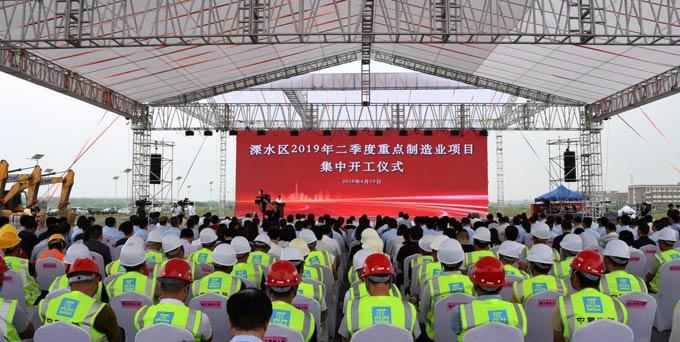 南京首个纯电动重卡项目开工 开沃集团打造全系列产品链