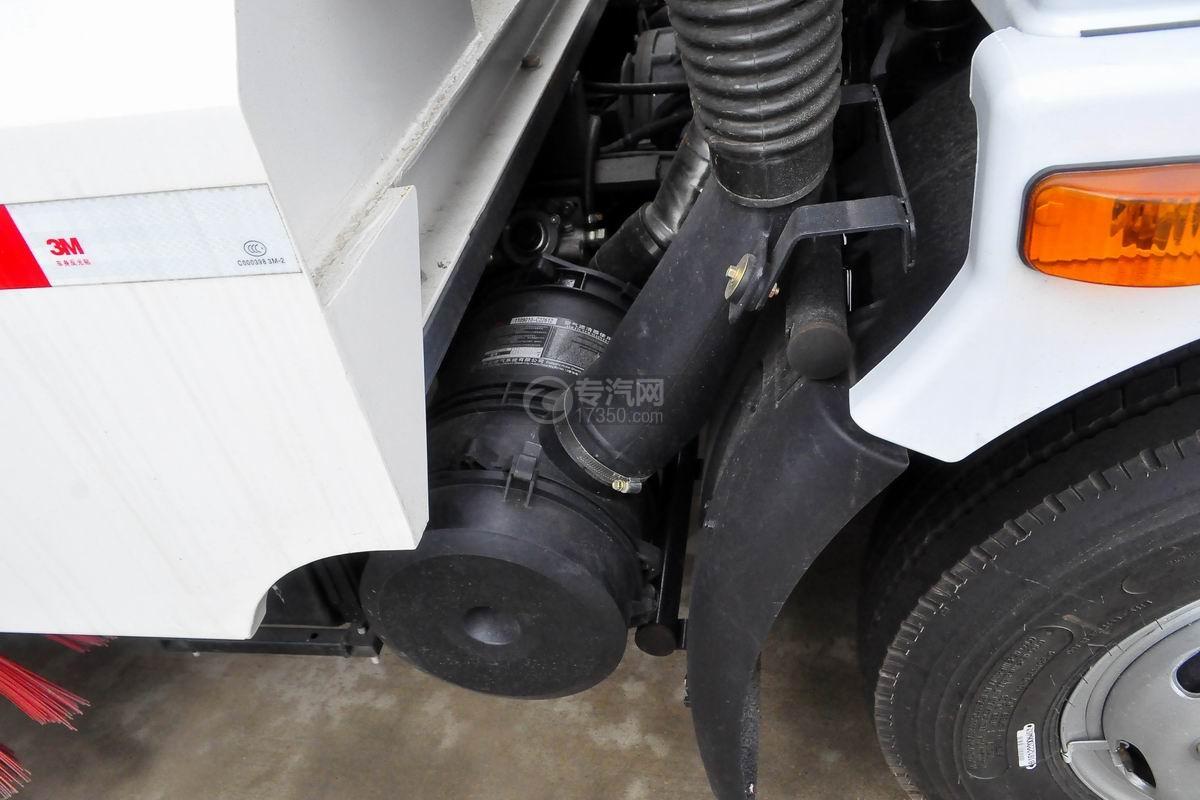 东风多利卡D7扫路车空滤
