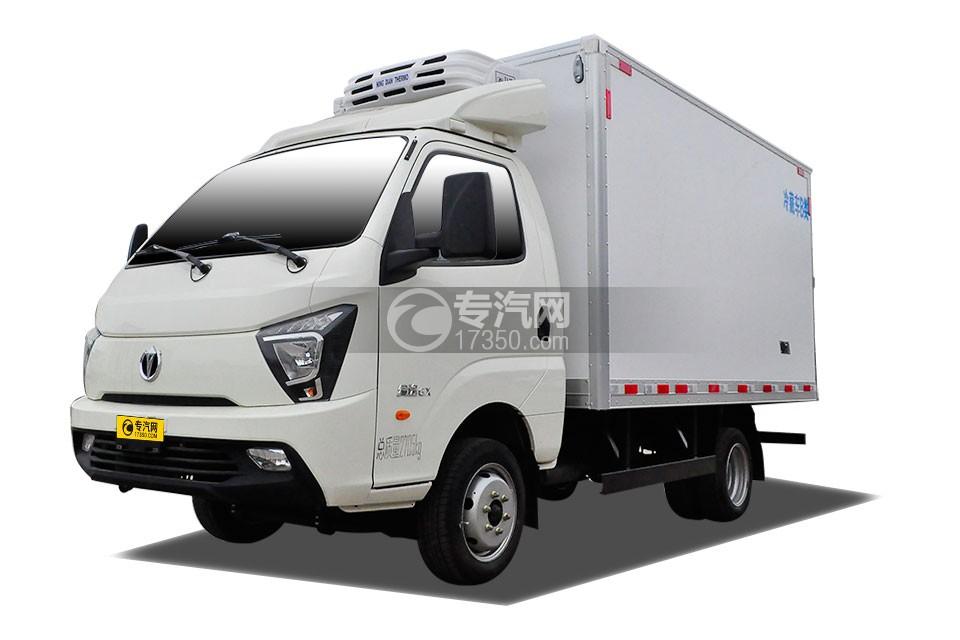 奥驰缔途3.5米冷藏车