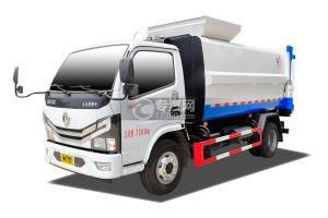 东风多利卡D6国六自装卸式垃圾车