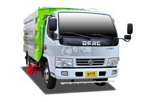东风多利卡国五D6(5方)扫路车