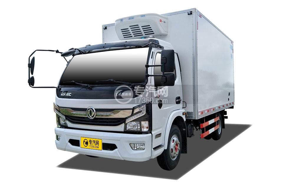东风凯普特国六冷藏车
