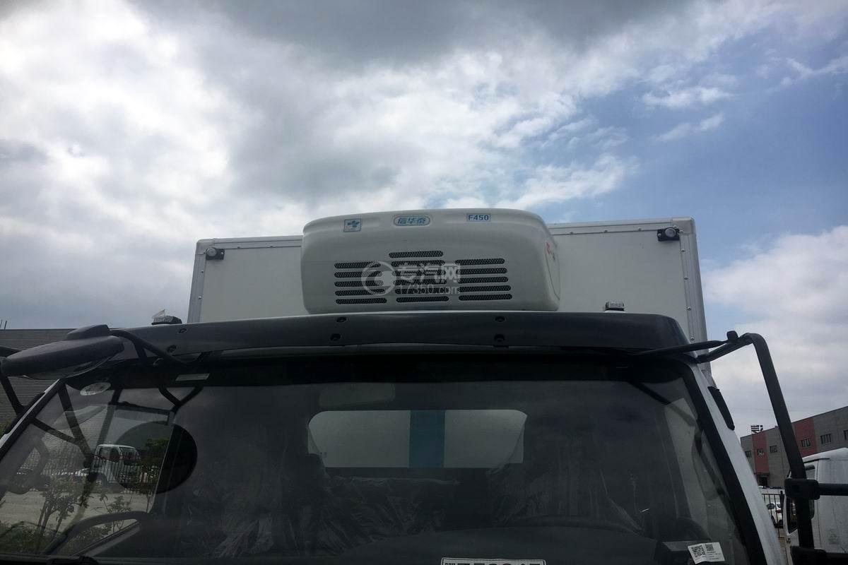 东风凯普特国六冷藏车制冷机组