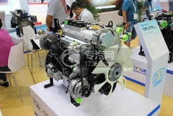云内D25TCIF1发动机