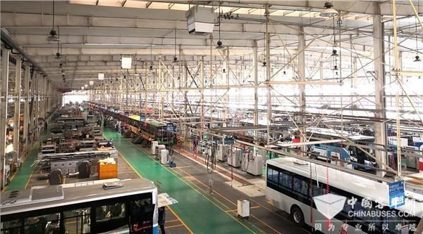 新能源、海外发力、价值服务——中通客车精彩演绎2019年上