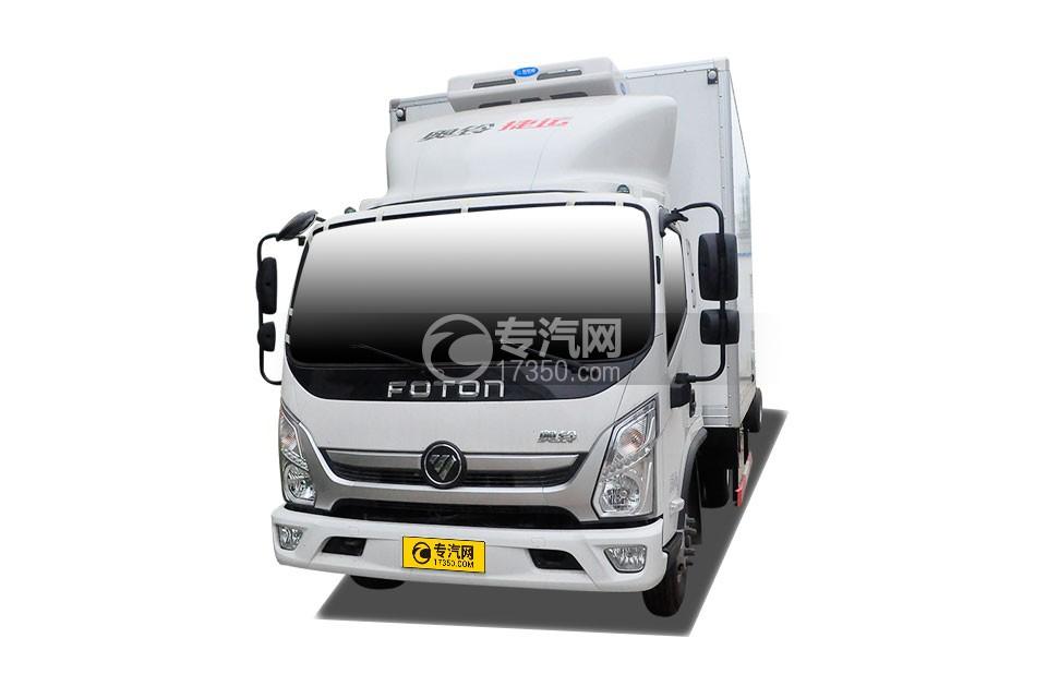 福田奧鈴捷運冷藏車