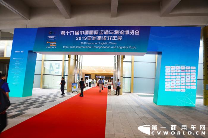 江铃威龙HV5国六版车型亮相,助力中国物流科技