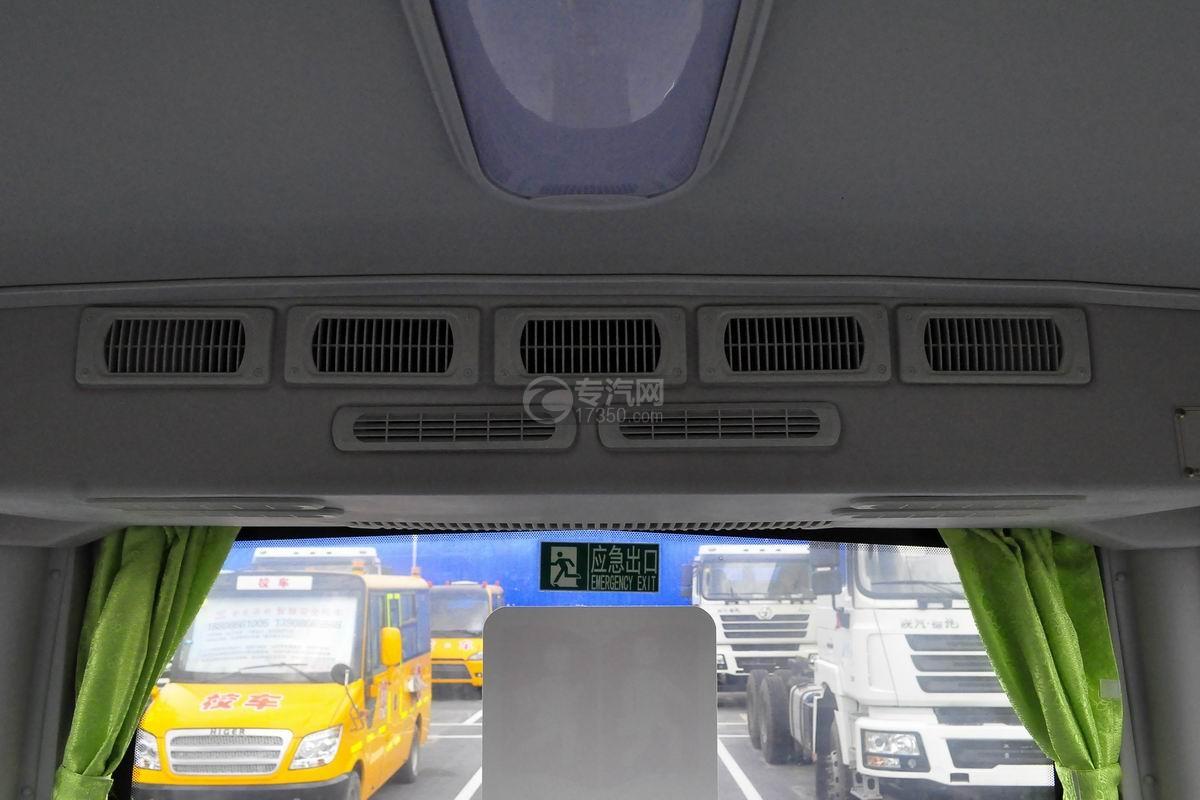 金龙海格19座幼儿专用校车空调出风口