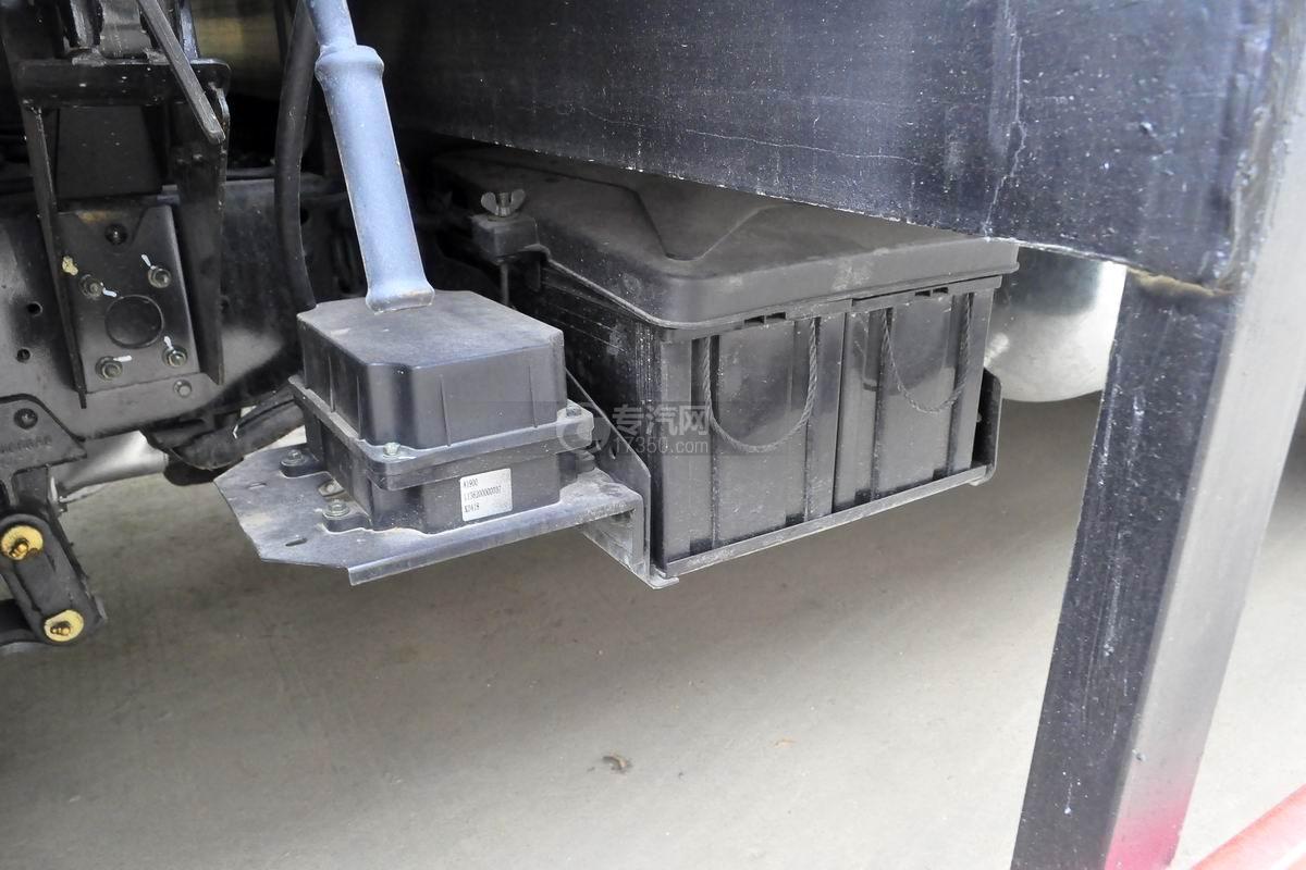 福田奥铃捷运冷藏车蓄电池