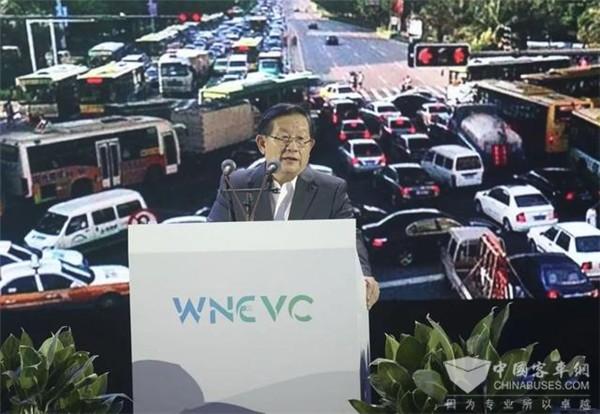 全国政协副主席万钢:全球汽车产业正在迎来百年未遇的大