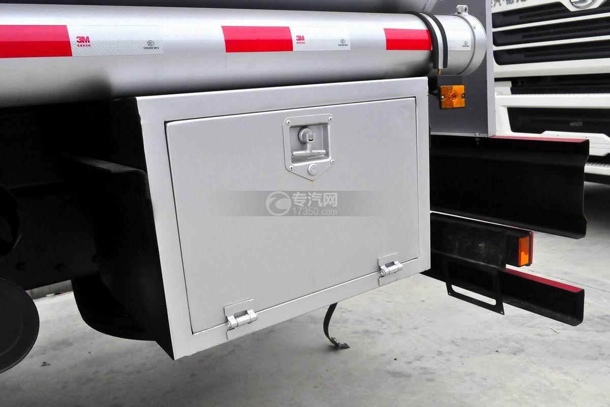 东风柳汽乘龙H5小三轴19.5方运油车工具箱