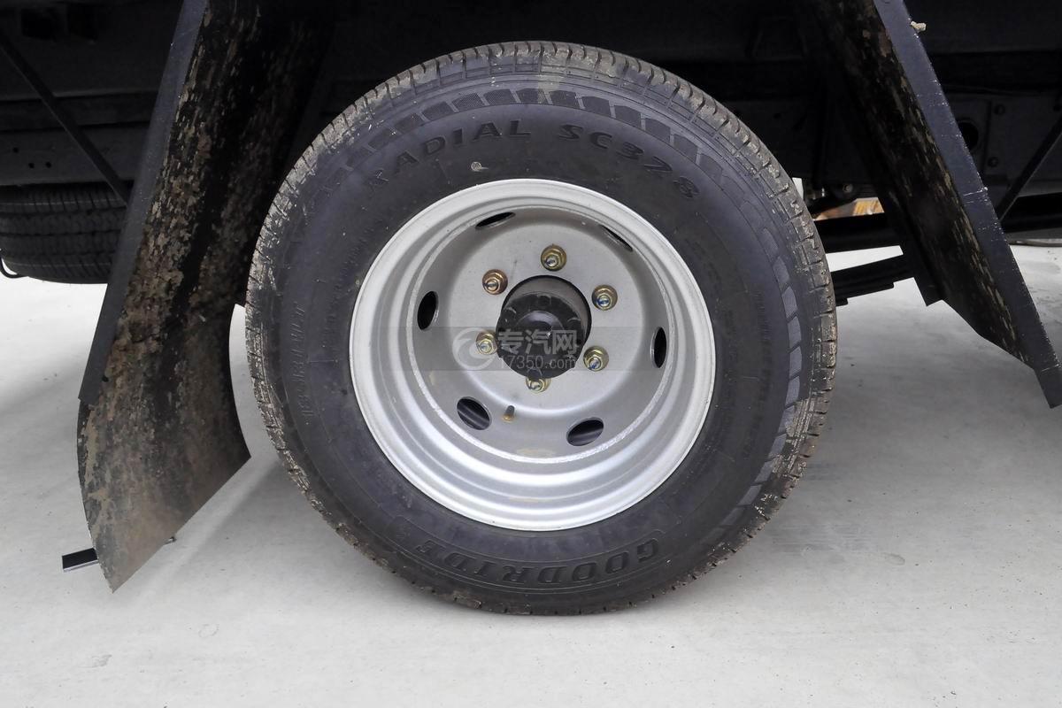 跃进S50单排冷藏车轮胎
