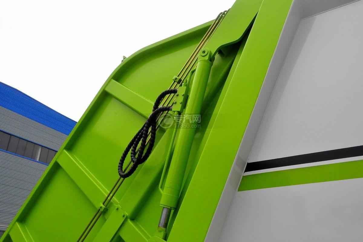 东风多利卡10方压缩式垃圾车液压缸