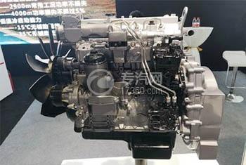 潍柴WP4.6NQ220E61发动机