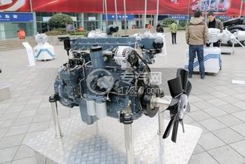一汽大柴CA6DH1-24E6发动机