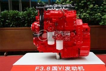 福田康明斯F3.8NS6B156发动机