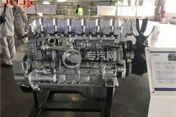 东风龙擎DDi75E350-60发动机