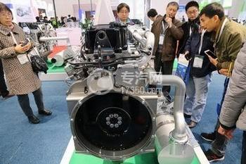 玉柴YCK08350-60发动机