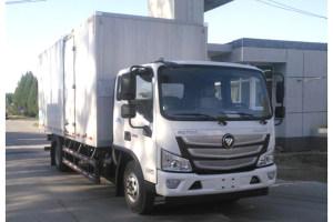 福田欧马可单桥国六6.2米厢式货车