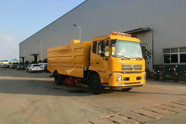 大型扫路车能取代小型扫路车吗?