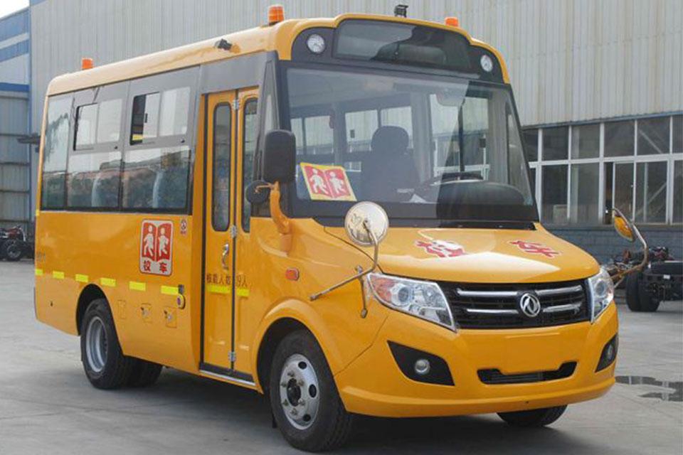 東風19座小學生專用校車