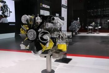 潍柴WP4.1NQ190E61发动机