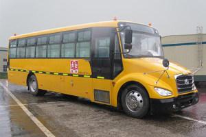 东风56座中小学生专用校车