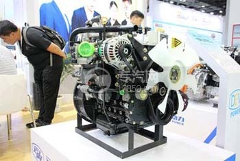 云内D20TCIF1发动机