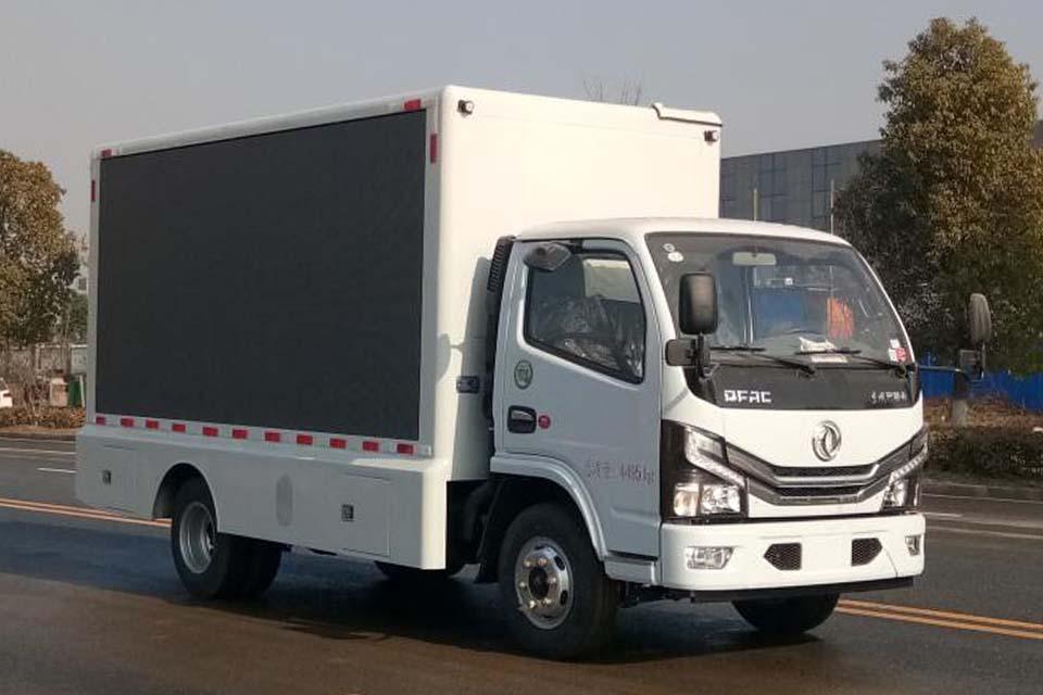 东风多利卡国六LED广告宣传车
