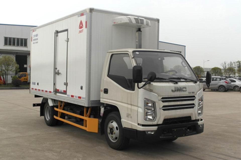 江铃3.97米国六冷藏车