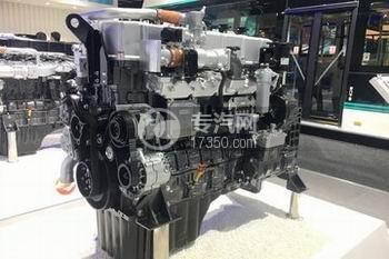 上柴SC10ET360Q6发动机