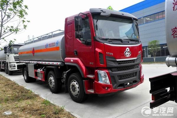 东风柳汽乘龙H5小三轴19.5方运油车