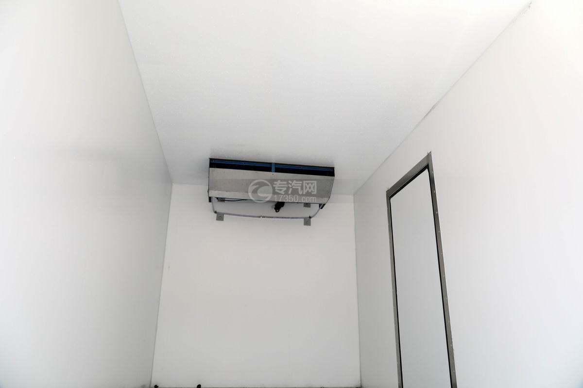 福田奥铃速运蓝牌4.1米冷藏车冷藏机组