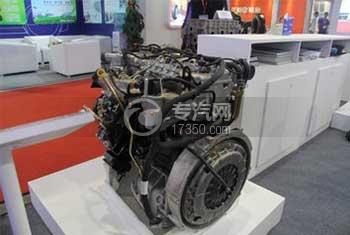 江铃JX4D306H发动机